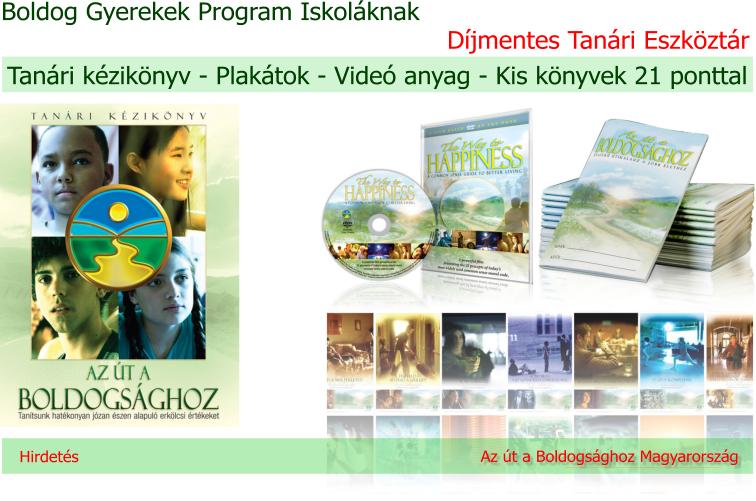 Boldog gyerekek program