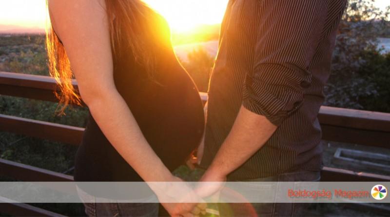 A gyerek, mint a házasság megmentője