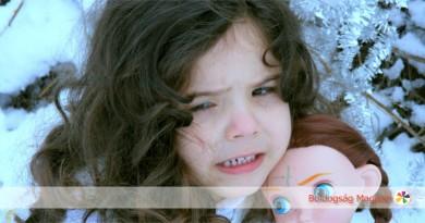 A gyermekkori szorongás megszüntethető