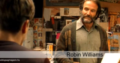 Robin Williams és a pszichiátriai drogok