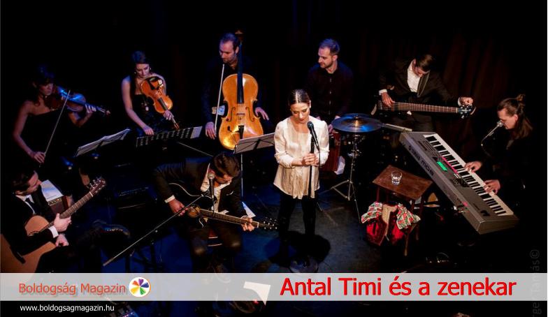 Antal Timi és a zenekar