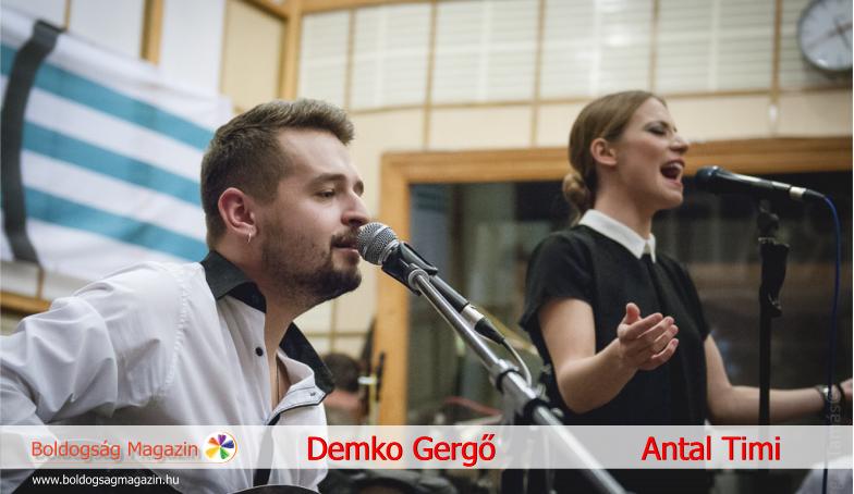 Antal Tmi és Demko Gergő