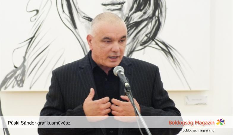 Püski Sándor grafikusművész