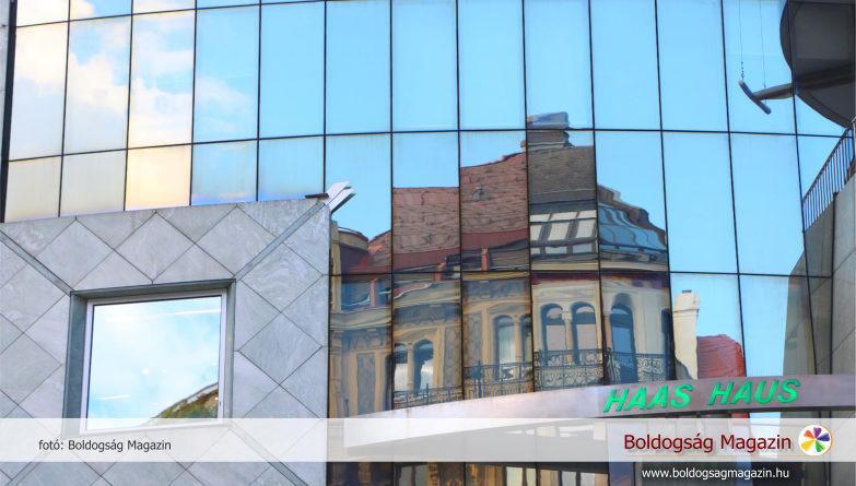 Bécs, a legélhetőbb város - modern és régi egymás mellett
