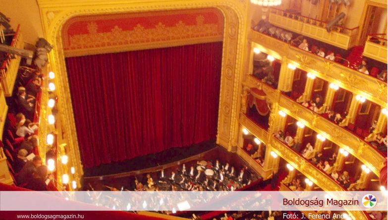 Prága-Színház-Szerelmek