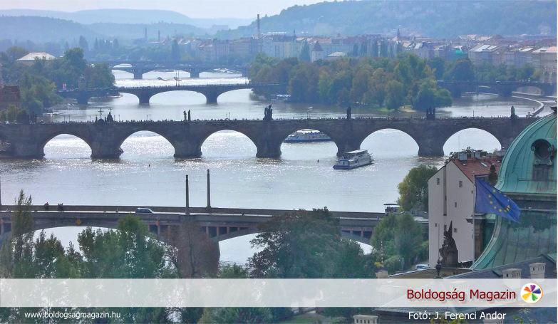 Séta-regény egy misztikus városból: Prága