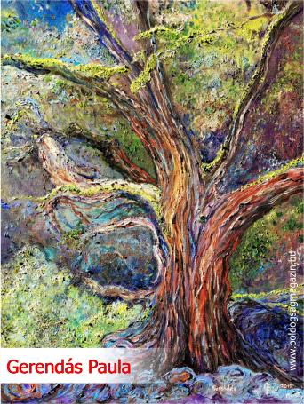 Az ezer éves fa titka - Gerendás Paula