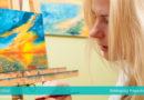 A naplementék festője – Lisa Elinor