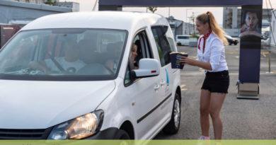 Autósmozi nyílik a budapesti Árkád tetején